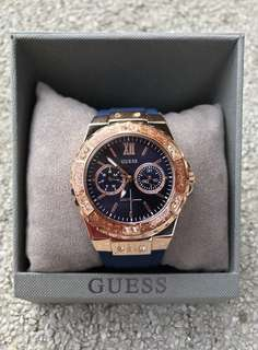 ORIGINAL 💯 GUESS WATCH U1053L1 LADIES SPARKLING
