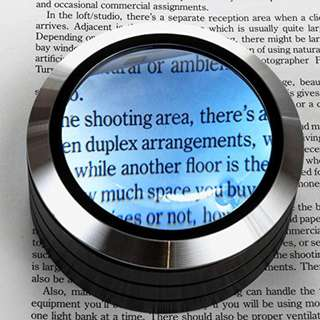 🚚 Magnifying Glass with Light for Reading