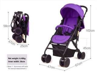 Stroller Easy Carry, Light Weight,