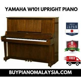 YAMAHA W101 UPRIGHT PIANO