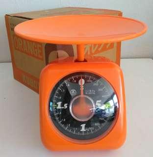 Weighing scale KUBOTA