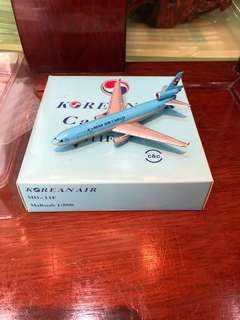 Koreanair cargo md-11F 模型飛機