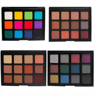 12 Colors Morphe Eyeshadow