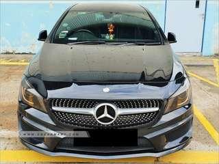 Mercedes-Benz CLA200 Auto