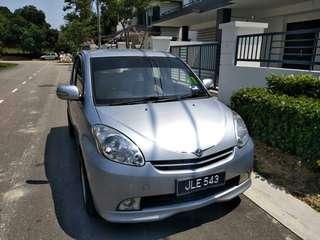 2008 Perodua Myvi 1.3 sxi (m)