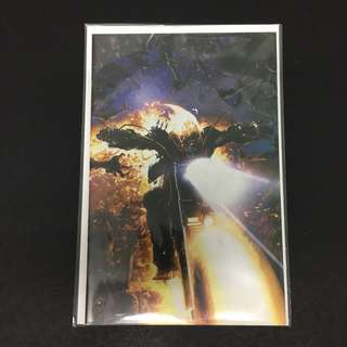 Damnation: Johnny Blaze Ghost Rider 1 Marvel Comics Book Avengers Movie