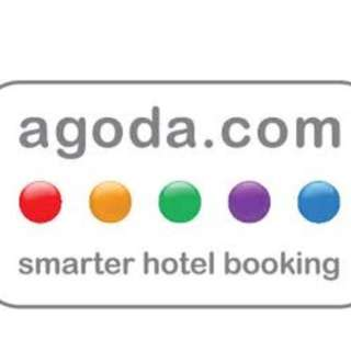 85% - Agoda Hotel / Singapore Staycation