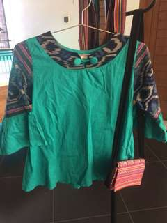 Ethnic Blouse Tosca