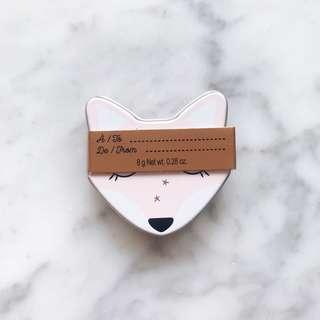 (New) Sephora Fox Lip Balm