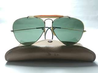 Vintage Ray Ban Bausch & Lomb Genuine Outdoorman