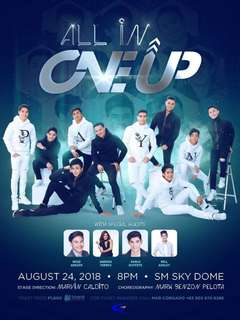 All In One Up Concert with Special Guests