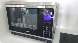 Panasonic Steam Convection Microwave All-in-1 Oven