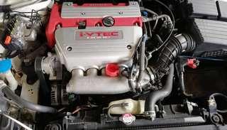 Engine dc5 type R 6 SPEED