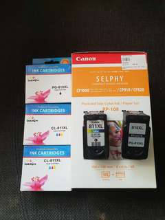 Canon mp250 series and sell by cp900 series ink