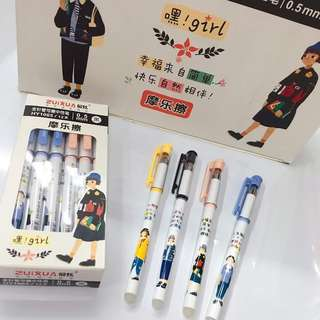 Anime Friction pen