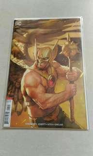 DC Hawkman comic