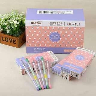 Friction Pen pink