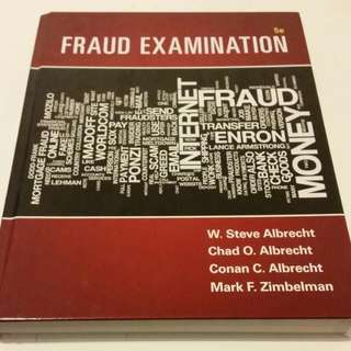 Forensic Business Investigation/Fraud Examination Textbook