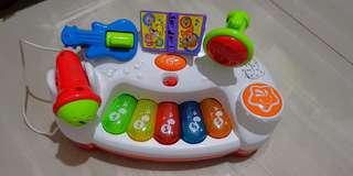 Mainan Learning Piano