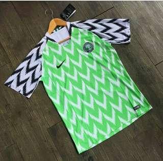 Jersey Nigeria Home Piala Dunia 2018