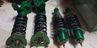 Tein adjustable for es dc5 ep3