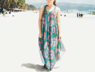 Coco Cabaña Long dress beach cover up