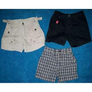 Baby short bundle (12mos.)