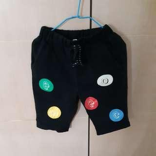 🚚 9號黑色長褲