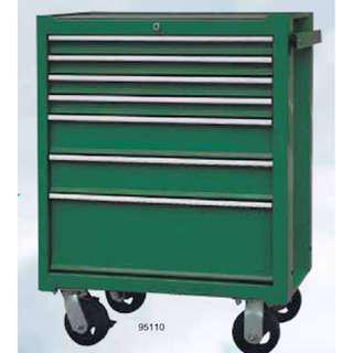 SATA 95110P-20 - 216 Pcs 7 Drawer Tool Trolley Set