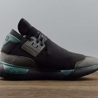 Adidas y3 - Qasa High Black Grey