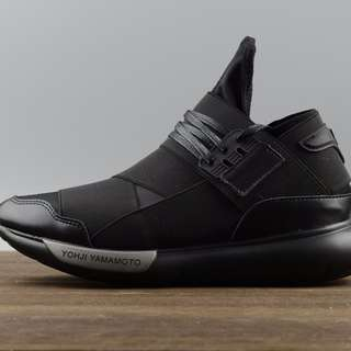 Adidas y3 - Qasa Black Warrior