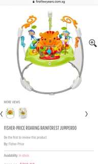 🚚 Fisher Price Jumperoo