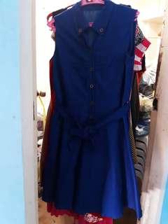 Korean maong dress