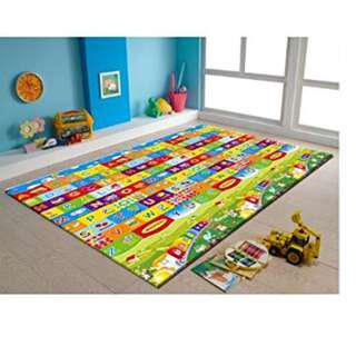 Baby Crawl Sleep Play Mat First Learning Tool - Brighten their little world