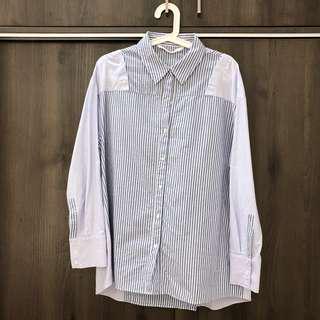 Zara Oversize Button Shirt