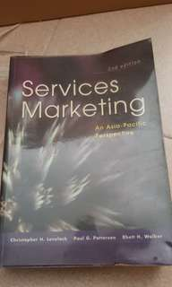 Services Marketing An Asia- pacific Perspective 2nd edition