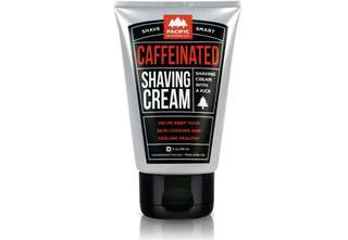 [IN-STOCK] Pacific Shaving Company Caffeinated Shaving Cream, Best Shave Cream for Men and Women - Helps Reduce Appearance of Razor Burn, Naturally Derived Caffeine, Safe Ingredients, Travel/TSA Friendly
