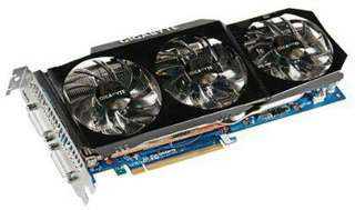 技嘉科技NVIDIA GeForce GTX 570 GV-N570SO-13I