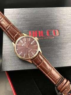 代購 BALCO 真鑽機械腕錶