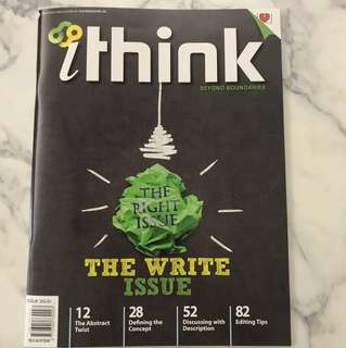 iTHINK Magazine (educational!)