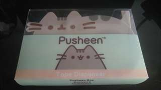 Pusheen tape dispenser