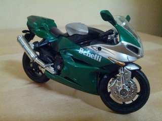 Asstd. Diecast motorcycle (1:18 scale)