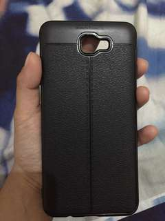 J7 Prime Soft Rubber Case
