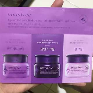 INNISFREE Orchid Enriched Cream Tester