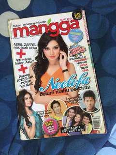 Majalah Hiburan MANggA