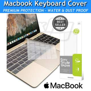 Premium Macbook Keyboard Protector Skin TPU Cover Ultra Thin Apple