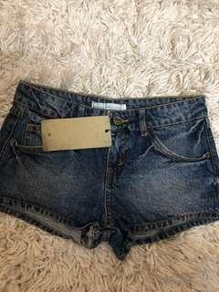Bershka overrun shorts