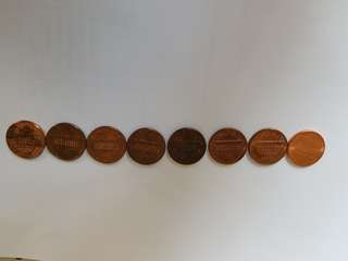 Coins for auction