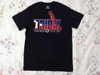 Tribal Gear Black Tshirt Small