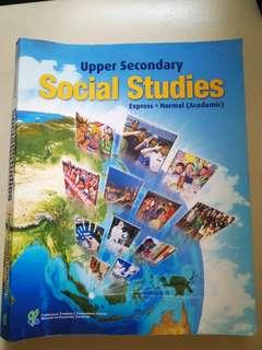 Social Studies Comnine Hum